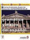 Anaya Comercial Grupo Gramática y léxico del espanol. Niveles Avanzado-Superior cena od 0 Kč