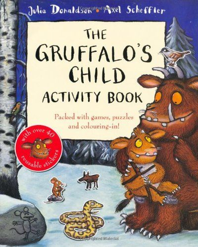 Gruffalo´s Child Activity Book cena od 126 Kč