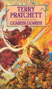 Pratchett Terry: Guards! Guards! (Discworld Novel #8) cena od 176 Kč