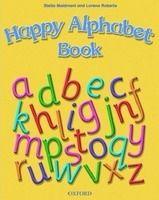 Oxford University Press Happy Alphabet Book cena od 119 Kč