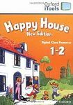 Oxford University Press Happy House 1 a 2 (New Edition) iTools cena od 933 Kč