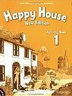 Oxford University Press Happy House 1 (New Edition) Activity Book with MultiRom ( International English Edition) cena od 197 Kč