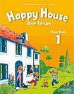 Oxford University Press Happy House 1 (New Edition) Class Audio CDs (2) cena od 439 Kč