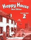 Oxford University Press Happy House 2 (New Edition) Activity Book and MultiROM Pack ( International English Edition) cena od 197 Kč
