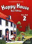 Oxford University Press Happy House 2 (New Edition) Class Book cena od 193 Kč