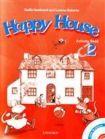 Oxford University Press Happy House 2 Activity Book and MultiROM Pack cena od 188 Kč