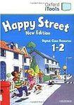 Oxford University Press Happy Street 1 a 2 (New Edition) iTools cena od 980 Kč