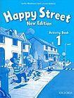 Oxford University Press Happy Street 1 (New Edition) Activity Book and MultiROM Pack (International English Edition) cena od 214 Kč