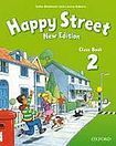 Oxford University Press Happy Street 2 (New Edition) Class Book cena od 229 Kč