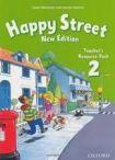Oxford University Press Happy Street 2 (New Edition) Teacher´s Resource Pack cena od 359 Kč