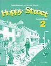 Oxford University Press Happy Street 2 Activity Book cena od 172 Kč