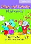 Cambridge University Press HIPPO AND FRIENDS 1 FLASHCARDS cena od 347 Kč