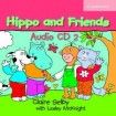 Cambridge University Press Hippo and Friends 2 Audio CD cena od 308 Kč