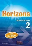 XXL obrazek Oxford University Press Horizons 2 Student´s Book and CD-ROM Pack