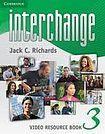Cambridge University Press Interchange Third Edition Level 3 Video Resource Book cena od 596 Kč