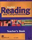Macmillan Intermediate Reading Comprehension Levels 1-3 Teacher´s Book cena od 336 Kč