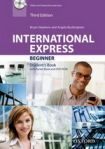 Oxford University Press International Express Third Edition Beginner Student´s Book Pack (Student´s Book, Pocket Book, DVD-ROM) cena od 375 Kč