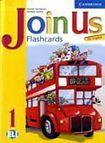 Cambridge University Press Join Us for English 1 Flashcards cena od 596 Kč