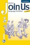 Cambridge University Press Join Us for English 1 Language Portfolio cena od 82 Kč