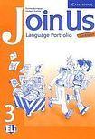 Cambridge University Press Join Us for English 3 Language Portfolio cena od 110 Kč
