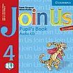 Cambridge University Press Join Us for English 4 Pupils Book Audio CD cena od 286 Kč