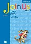 Cambridge University Press Join Us for English Starter DVD cena od 952 Kč