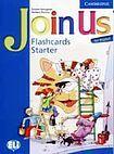 Cambridge University Press Join Us for English Starter Flashcards cena od 564 Kč