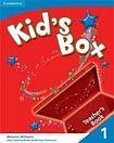 Cambridge University Press Kid´s Box 1 Teacher´s Book cena od 420 Kč