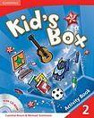 Cambridge University Press Kid´s Box 2 Activity Book with CD-ROM cena od 228 Kč
