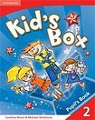 Cambridge University Press Kid´s Box 2 Pupil´s Book cena od 340 Kč