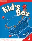 Cambridge University Press Kid´s Box 2 Teacher´s Book cena od 420 Kč