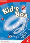 Cambridge University Press Kid´s Box 2 Teacher´s Resource Pack cena od 536 Kč