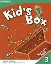 Cambridge University Press Kid´s Box 3 Teacher´s Book cena od 420 Kč
