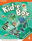 Cambridge University Press Kid´s Box 4 Activity Book cena od 184 Kč