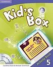 Cambridge University Press Kid´s Box 5 Activity Book with CD-ROM cena od 228 Kč
