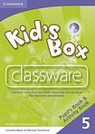 Cambridge University Press Kid´s Box 5 Classware CD-ROM cena od 1 672 Kč