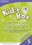 Cambridge University Press Kid´s Box 5 Classware CD-ROM cena od 1672 Kč
