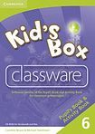 Cambridge University Press Kid´s Box 6 Classware CD-ROM cena od 1672 Kč