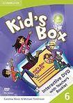 Cambridge University Press Kid´s Box 6 Interactive DVD (PAL) with Teacher´s Booklet cena od 952 Kč