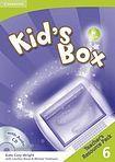 Cambridge University Press Kid´s Box 6 Teacher´s Resource Book cena od 556 Kč
