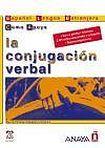 Anaya Comercial Grupo La conjugación verbal cena od 0 Kč