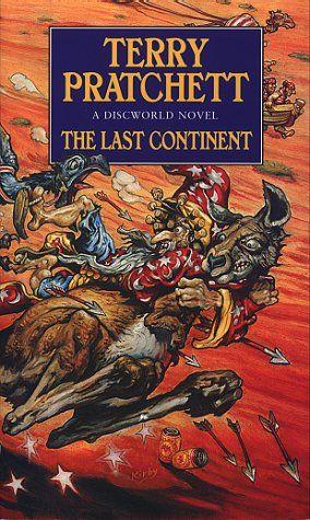 Pratchett Terry: Last Continent (Discworld Novel #22) cena od 154 Kč