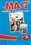 Hachette LE MAG 3 CAHIER D´EXERCICES cena od 224 Kč
