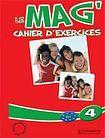 Hachette LE MAG 4 CAHIER D´EXERCICES cena od 206 Kč