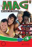 Hachette LE MAG 4 LIVRE D´ELEVE cena od 346 Kč