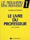 CLE International Le nouveau sans frontieres 1 guide pédagogique cena od 408 Kč