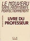 CLE International Le nouveau sans frontieres perfection professeur cena od 282 Kč