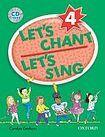 Oxford University Press Let´s Chant, Let´s Sing 4 CD Pack cena od 410 Kč