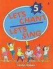 Oxford University Press Let´s Chant, Let´s Sing 5 CD Pack cena od 431 Kč