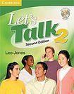 Cambridge University Press Let´s Talk Second Edition 2 Student´s Book with Self-study Audio CD cena od 568 Kč